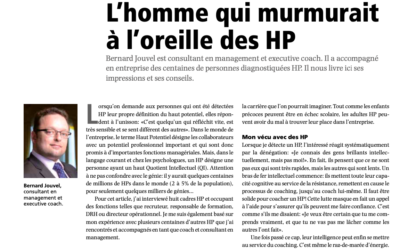 Article HR Today : HP en entreprise